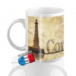 Mug panoramique phare de Cordouan