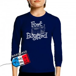 "T.shirt ""Fort Boyard"""