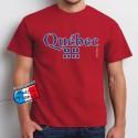 T shirt Québec
