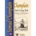 Livre Samuel Champlain